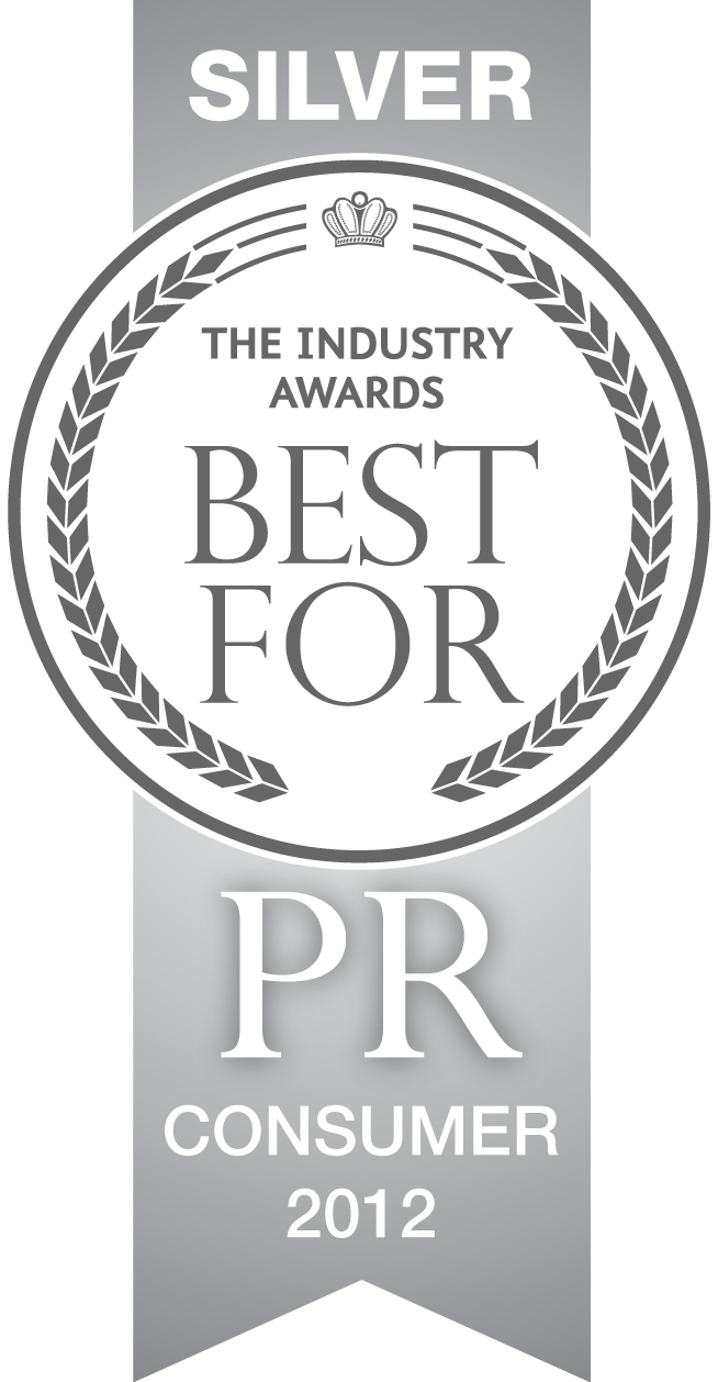 Best for Consumer PR Award