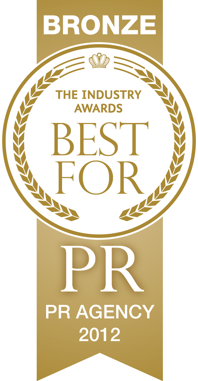 Best for PR Award