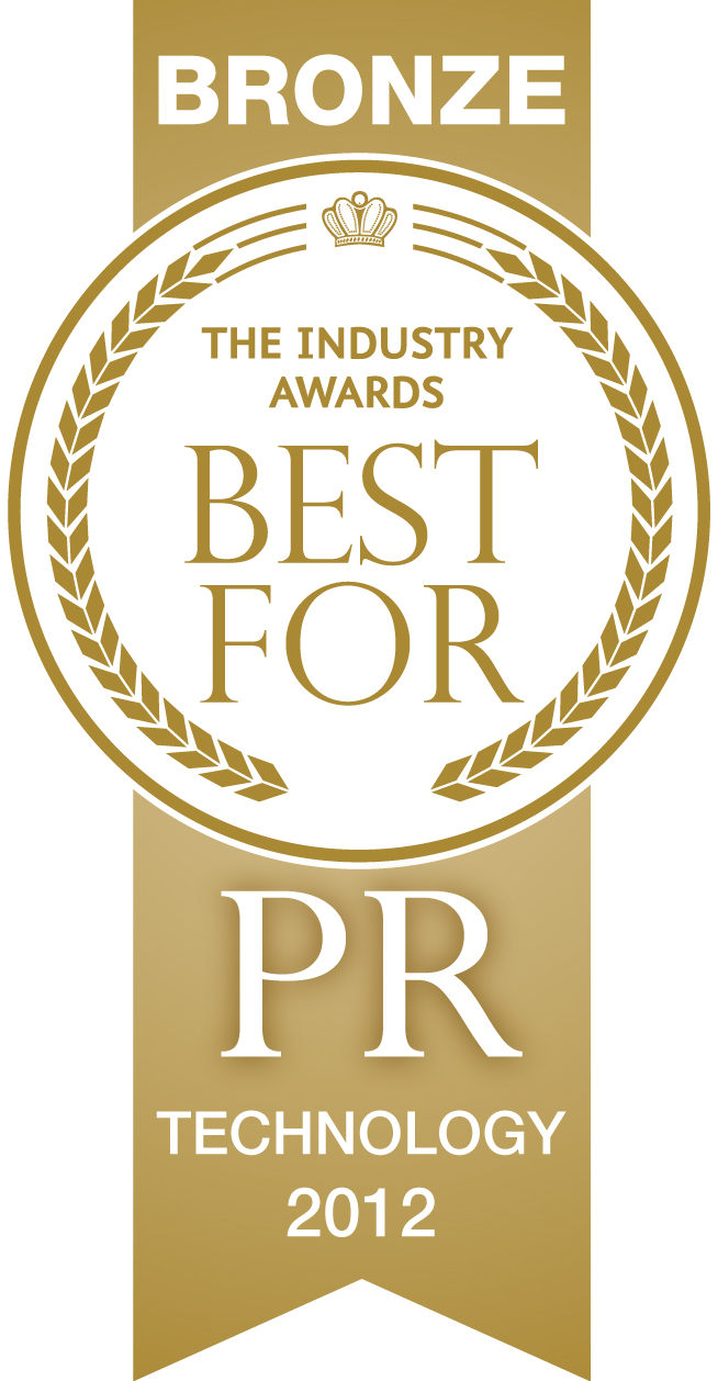 Best for Technology PR Award