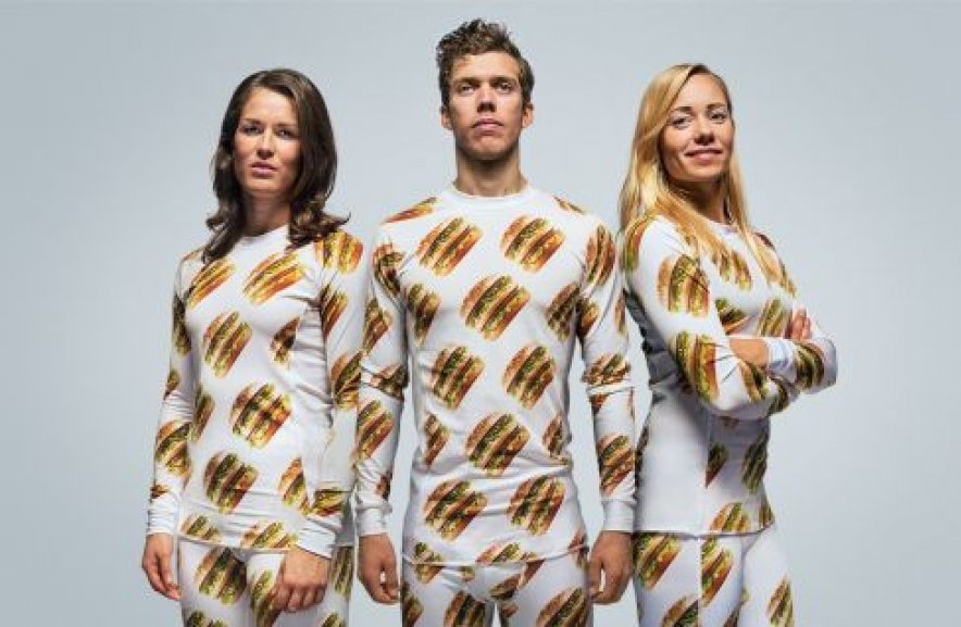McDonald's launches Big Mac fashion line
