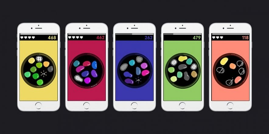 Specimen: the new game that tests your colour perception