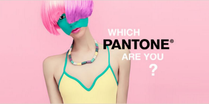 Which Pantone colour are you?