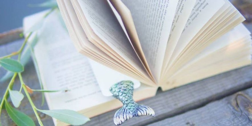Quirky literary bookmarks