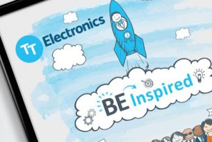 An employee engagement campaign for TT Electronics