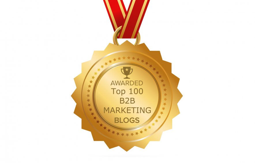 The Think Tank recognised in top 100 global B2B marketing blogs