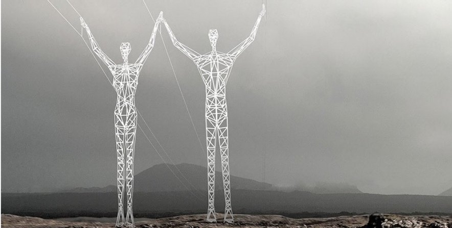 The Land of Giants: Are friends electric?