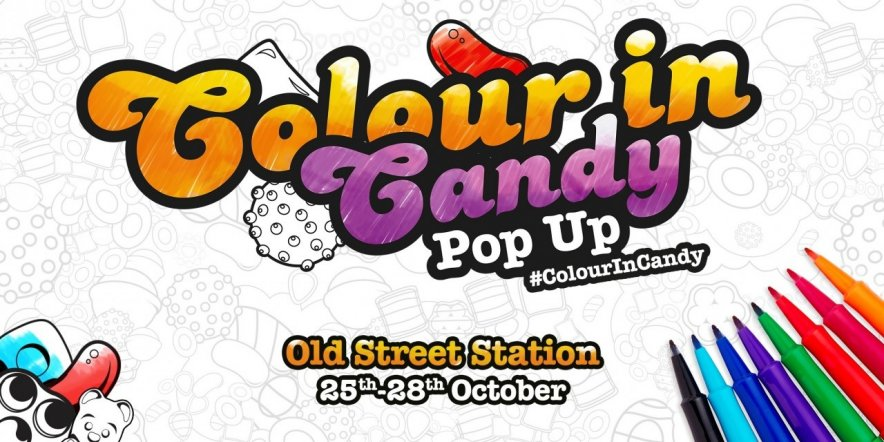 Candy Crush pops up at Old Street