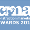 Shortlisted for Three Construction Marketing Awards
