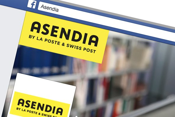 Asendia Social Media and Content Marketing