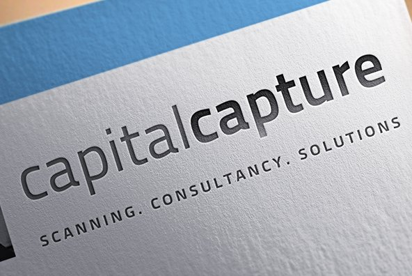 Capital Capture Brand Identity and Website
