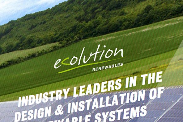 Ecolution Website Design and Build
