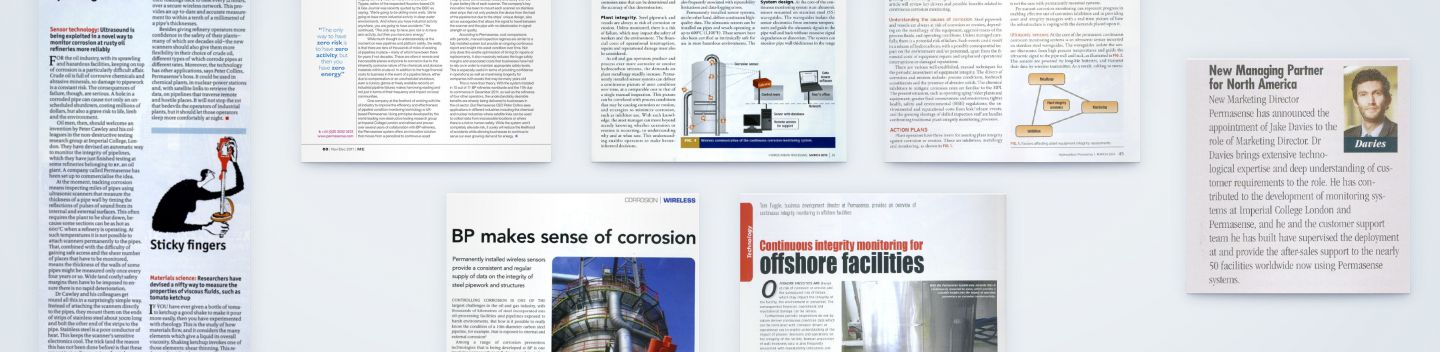 Permasense Global Oil and Gas PR