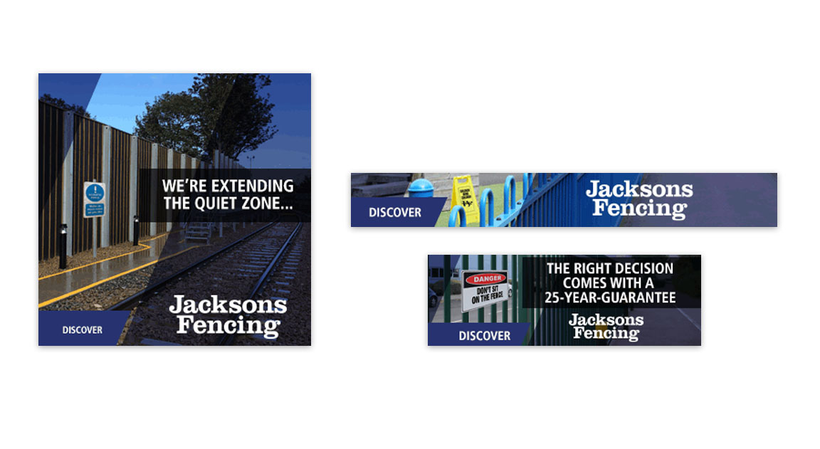 Jacksons Fencing Advertising Campaign
