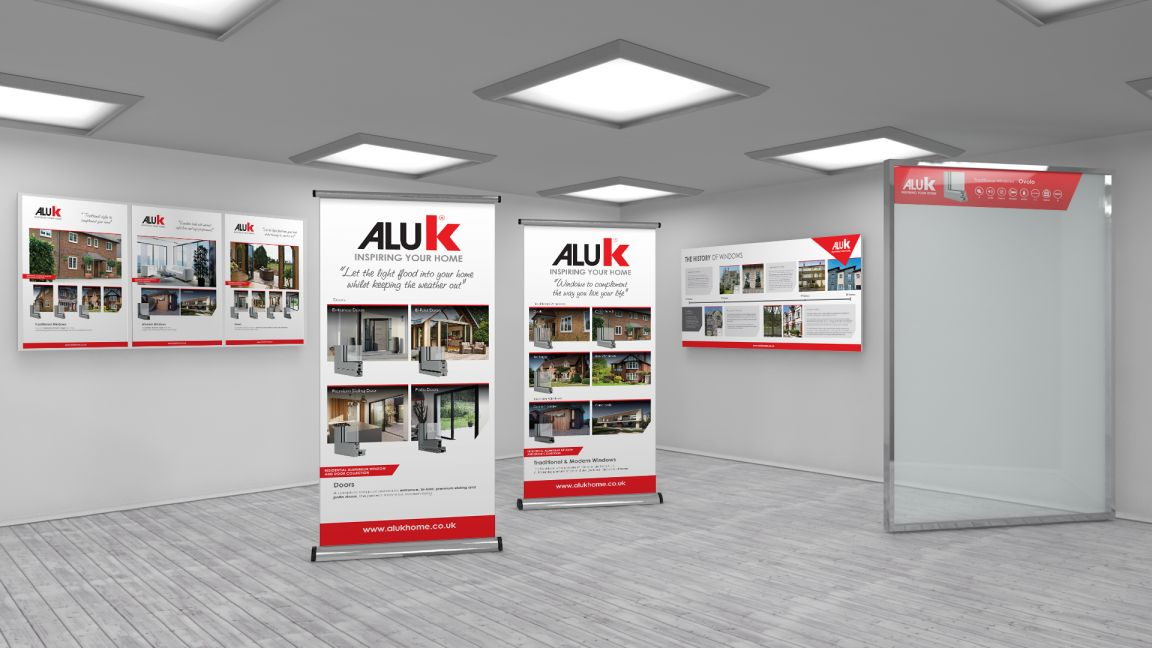 Showroom Point of Sale for AluK