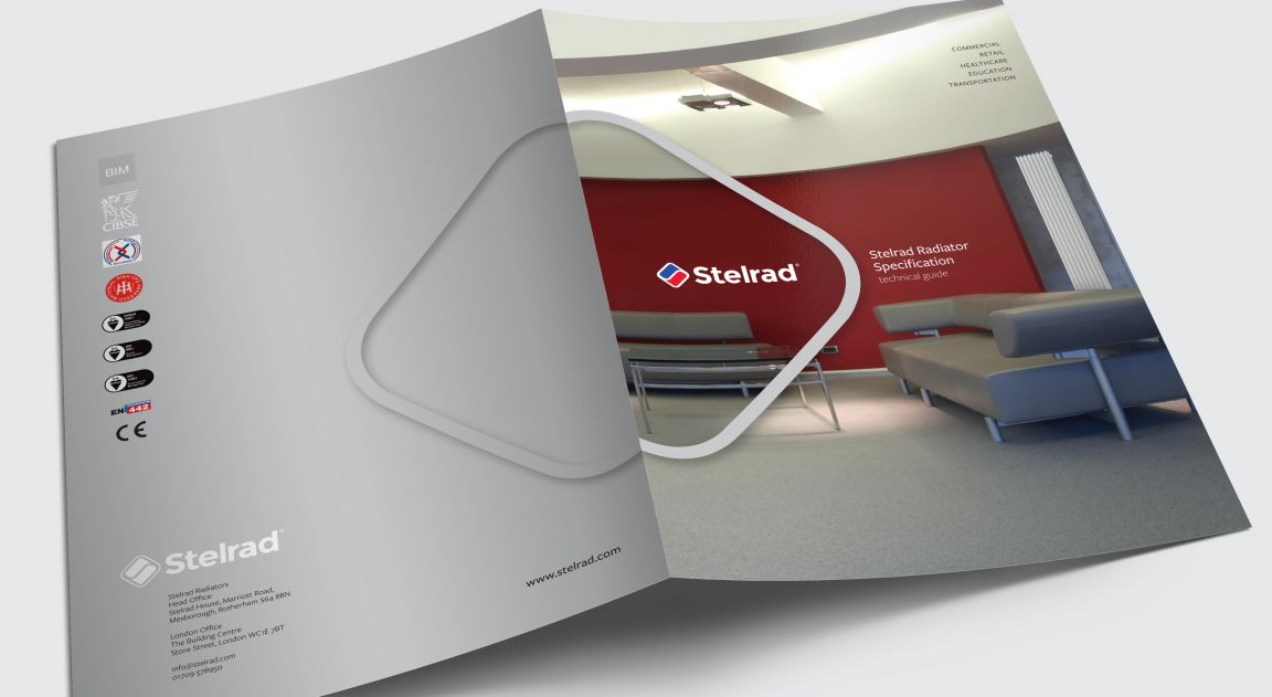 Stelrad Commercial Brochure Design