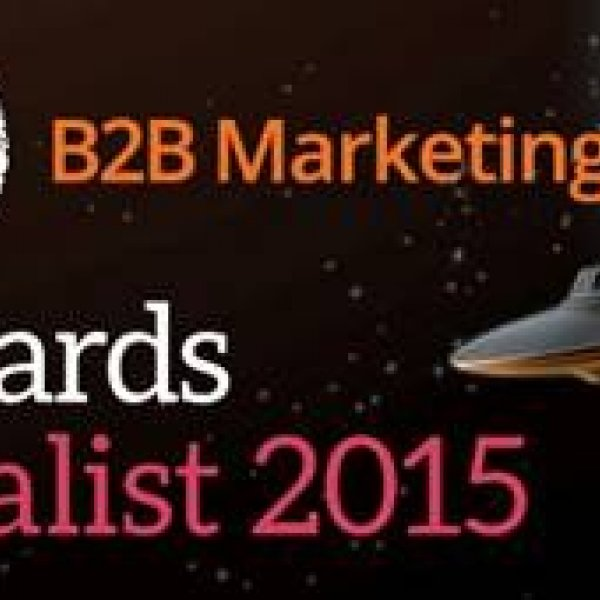 The Think Tank is shortlisted in the B2B Awards