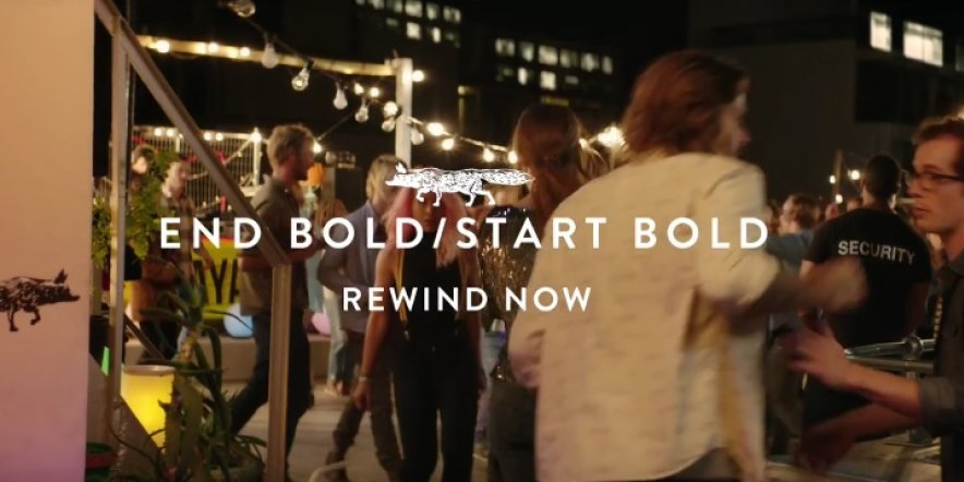 Be Bold: A reversible ad