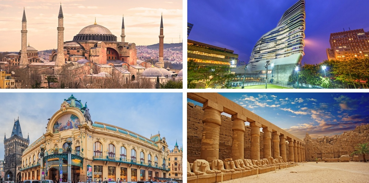 the world s most influential architecture