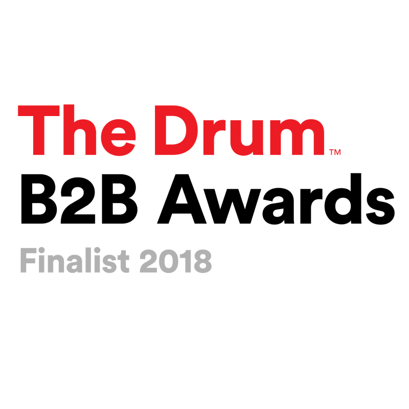 The Think Tank is Nominated in The Drum B2B Awards 2018