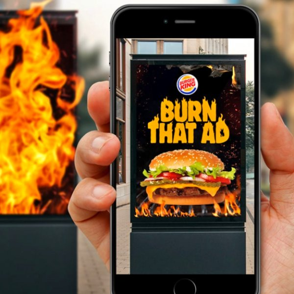 Burn the Advert!