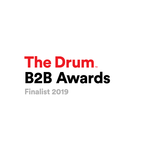 NOMINATED FOR 3 DRUM B2B AWARDS