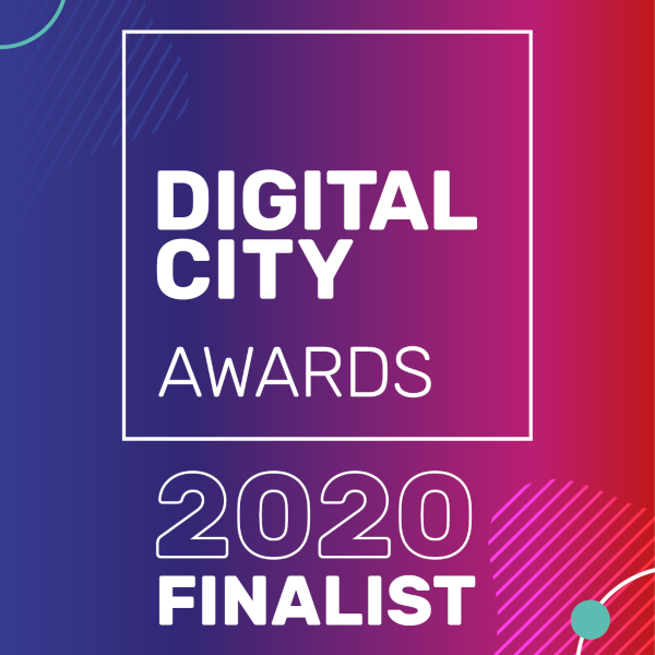 Shortlisted for Best B2B Digital Campaign Award