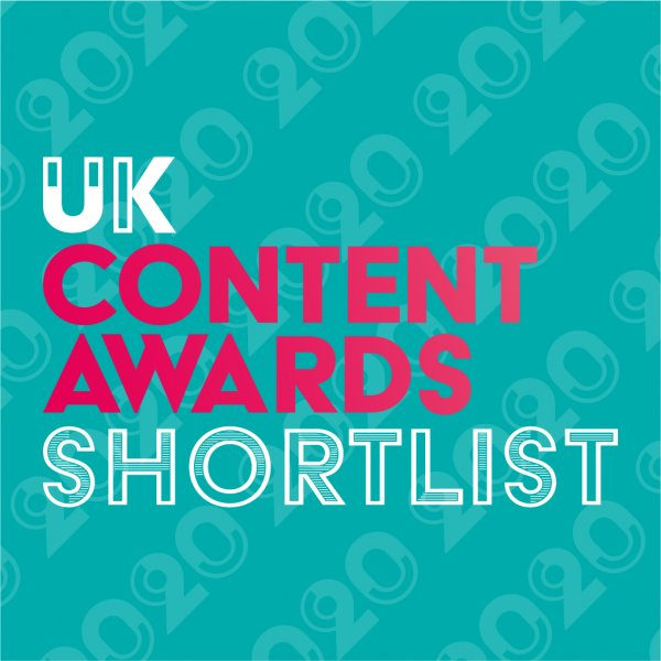 The Think Tank shortlisted for 3 UK Content Awards
