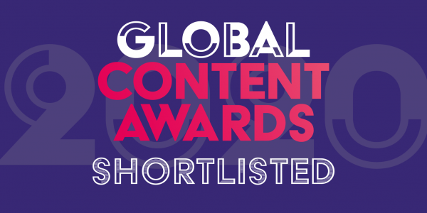 The Think Tank wins 5 nominations at the Global Content Awards 2020