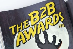 Theming and management of B2B Marketing Awards 2015