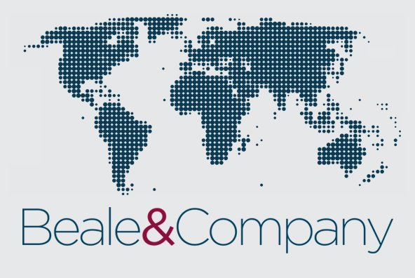 Beale and Company Website Design and Build