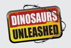 Dinosaurs Unleashed Branding and Marketing
