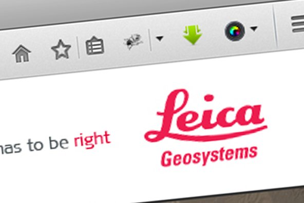 Leica Geosystems Global Marketing Campaign