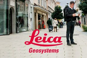 Leica Geosystems Advertising Campaign