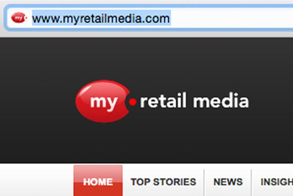 My Retail Media Website Design and Build