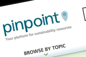 UK Green Building Council Pinpoint Website Design and Build
